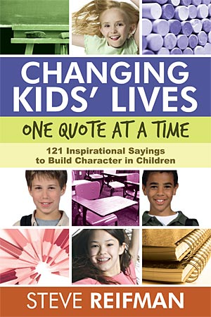 EChanging Kids' Lives One Quote at a Time